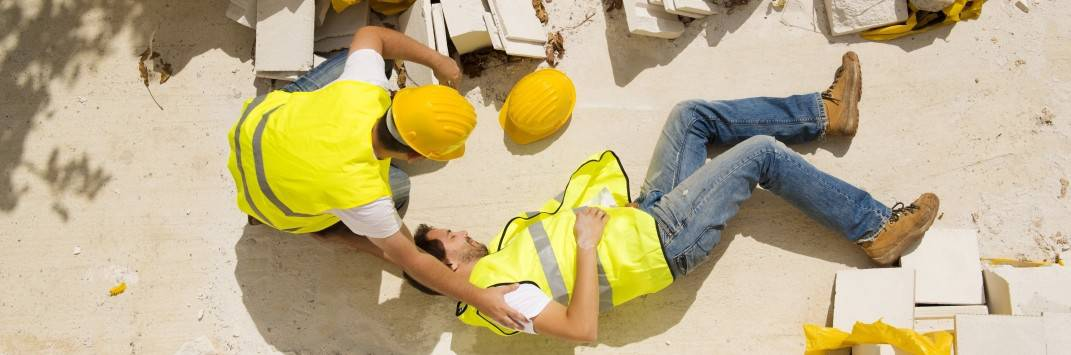 Lone Worker Alarms NZ Man-Down-Fall-Detection Man Down Alarm